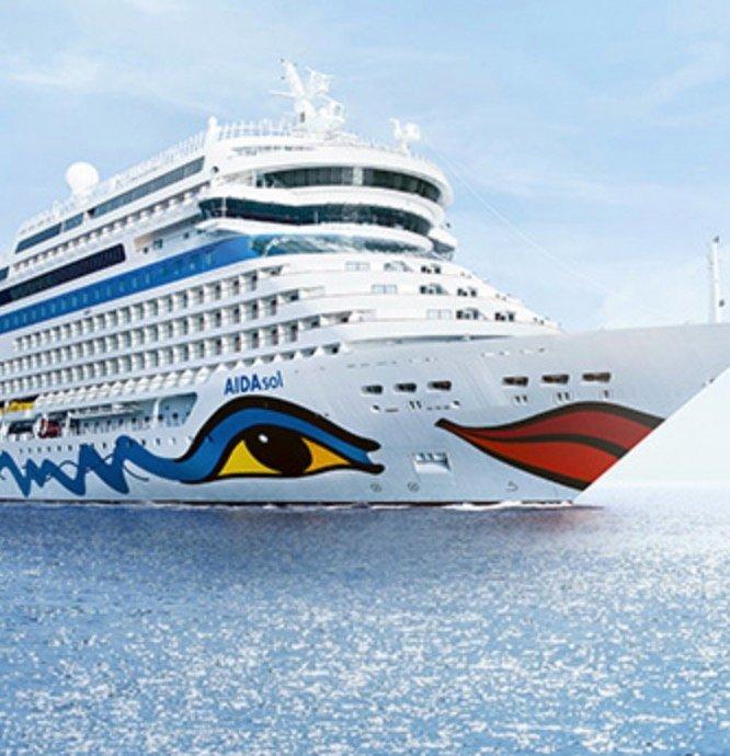 AIDA First Minute Angebote - z.B. 7 Tage von Gran Canaria nach Mallorca auf der AIDAnova ab 939€ p.P.