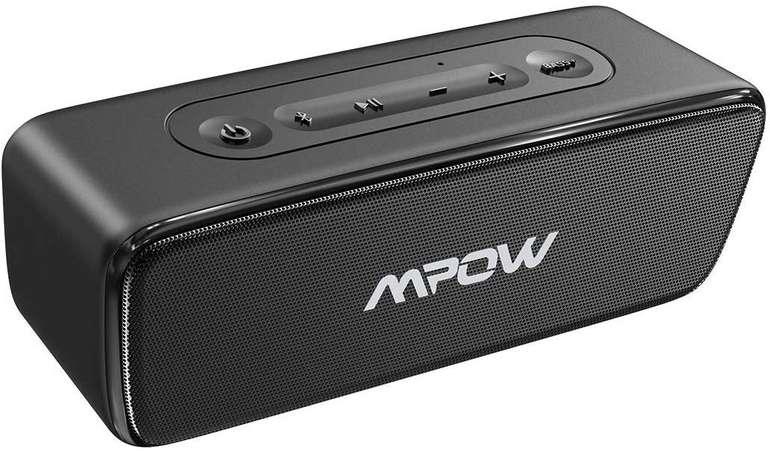 Mpow R6 Bluetooth Lautsprecher mit 24 Std Wiedergabezeit für 25,99€ inkl. VSK