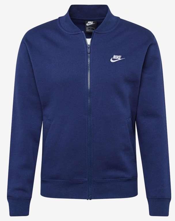 Nike Sportswear Club Fleece Herren Sweatjacke für 29,90€ inkl. Versand (statt 45€)