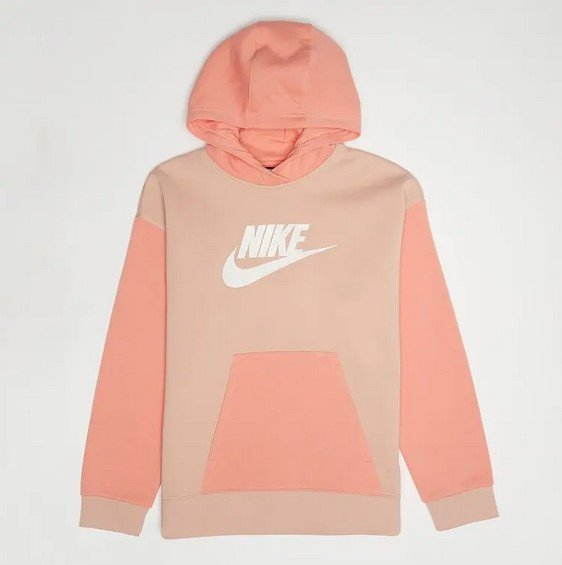 Nike Junior G NSW BF PO Hoodie in Apricot für 38,98€ inkl. Versand (statt 50€)