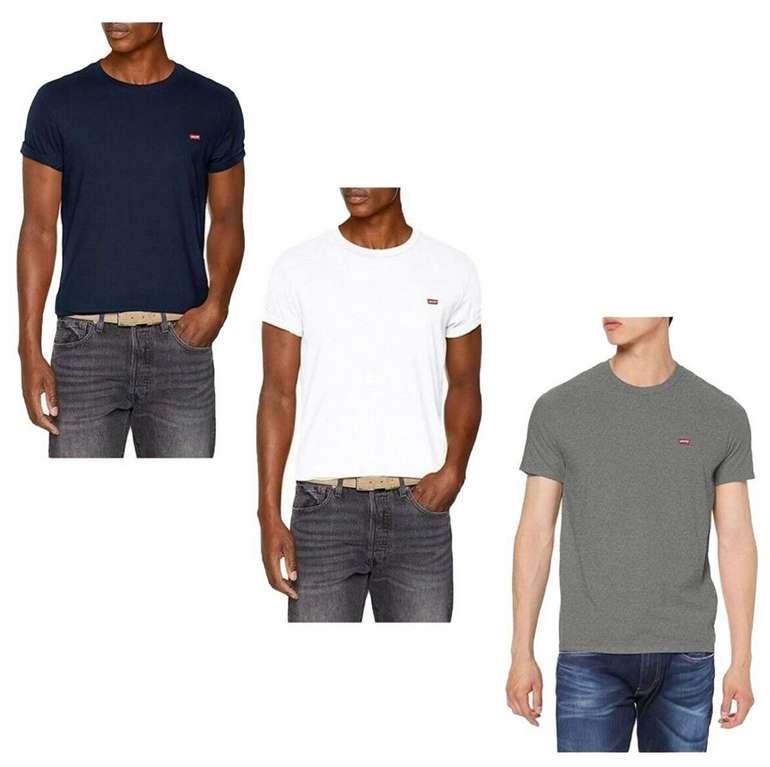 Levi's® Herren Ss Original Hm Tee T-Shirt (vers. Farben) zu je 10,99€inkl. Versand (statt 13€)