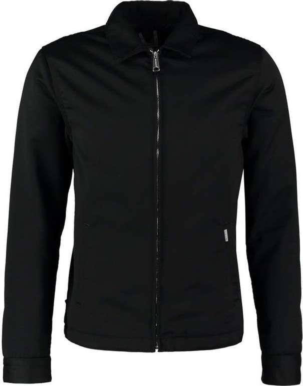 Carhartt Modular Jacket Herren Jacke Black Rinsed für 82,71€ (statt 102€)