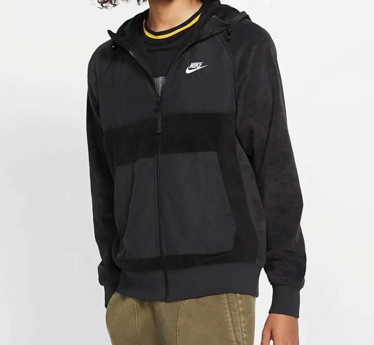 Nike Sportswear CE Hoodie Team mit durchgehendem Reißverschluss für 30,35€ (statt 44€) - Nike Membership!