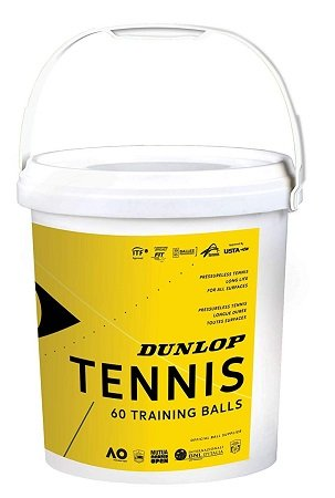Preisfehler? Dunlop D Tb Training YLW 60bkt Tennisbälle (60 Stück) für 23,30€