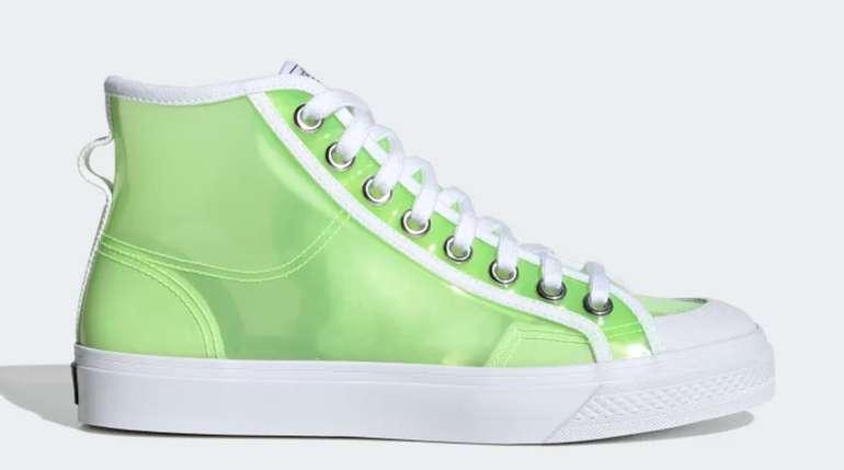 adidas Nizza Hi Jelly Damen Sneaker für 41,98€inkl. Versand (statt 80€)