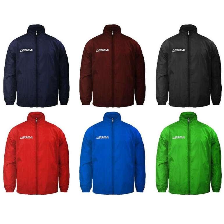 """Legea Regenjacke """"Italia"""" Teamwear (versch. Farben) für je 12,94€ inkl. Versand"""