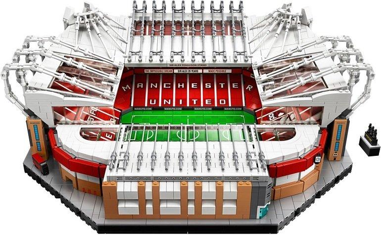 LEGO Creator Expert 10272 - Old Trafford Manchester United
