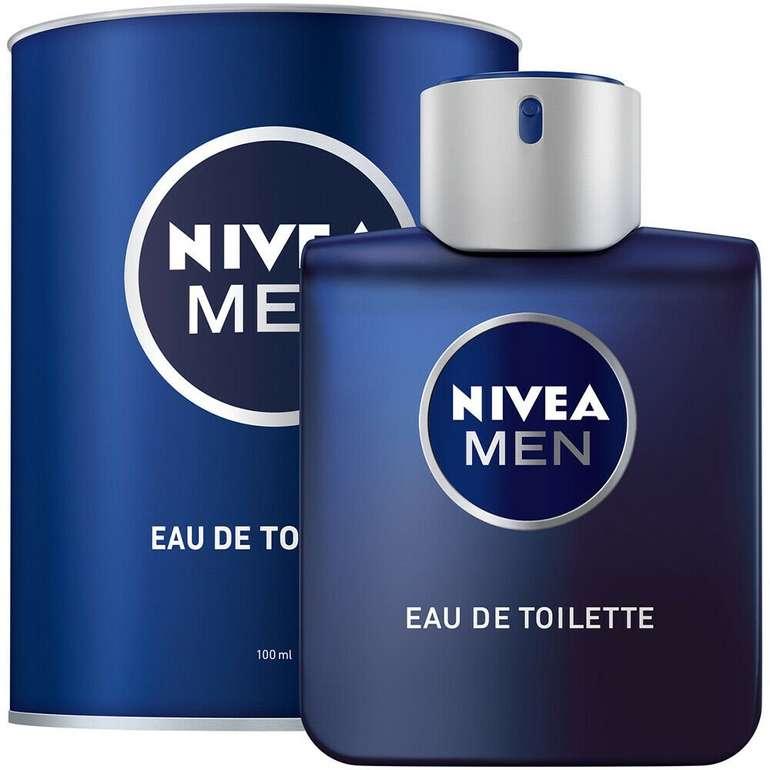 Nivea Men Eau de Toilette 100ml für 19,19€ inkl. Versand (statt 30€)