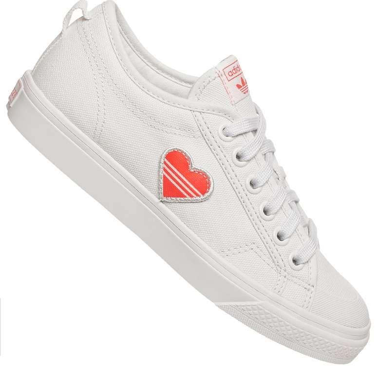 adidas Originals Nizza Trefoil Damen Sneaker für 43,94€ inkl. Versand (statt 63€)