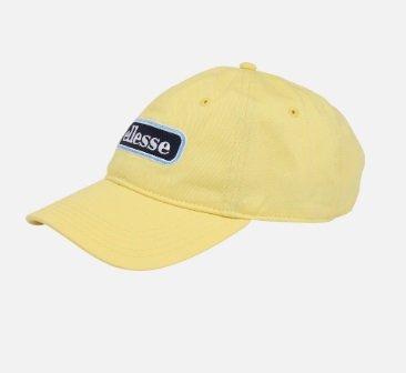 "Ellesse Cap ""Jallon"" in Gelb für 16,92€ inkl. Versand (statt 25€)"