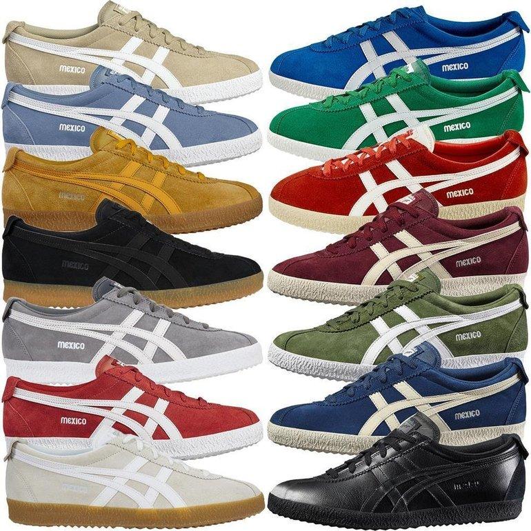 Asics Onitsuka Tiger Mexico Delegation Sneaker für 49,99€ inkl. Versand