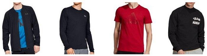 35% Rabatt auf ausgewählte Bekleidung bei my-sportswear