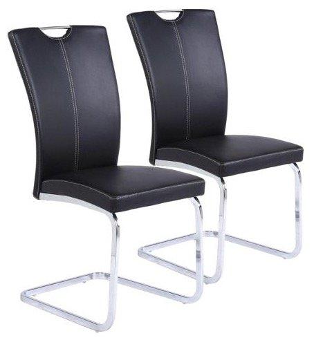2 Xora Edelstahlschwingstühle für 63,85€ inkl. Versand