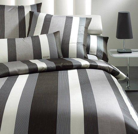 JOOP 2-teilige Bettwäschegarnitur für 59€ oder Hugo Boss Handtuch-Set für 49€