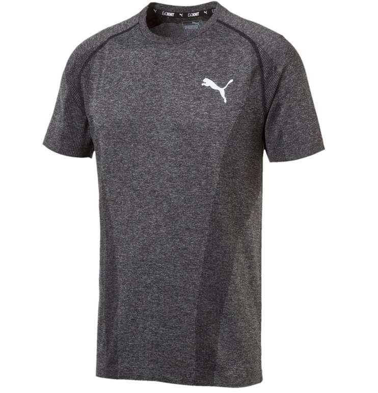 Puma Herren evoKNIT Herren T-Shirt in 2 Farben für je 15,55€ inkl. Versand (statt 25€)