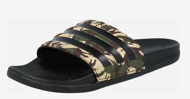 Adidas Adilette im Camouflage-Design für 14,63€inkl. Versand (statt 25€)