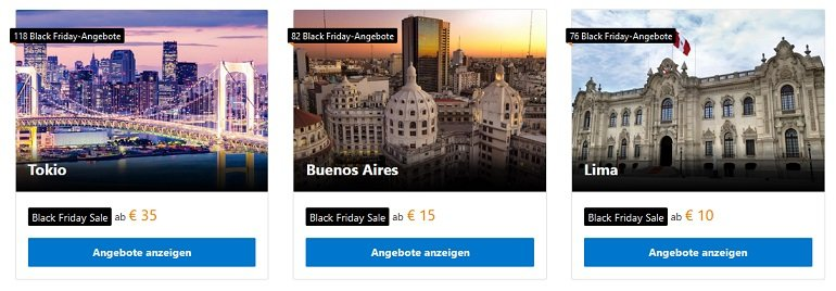 Booking.com Black Friday Sale 2