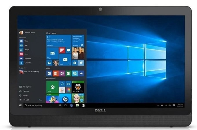 Dell Black Friday Angebote - PCs, Monitore & mehr, z.B. AIO DT 3275 für 519€