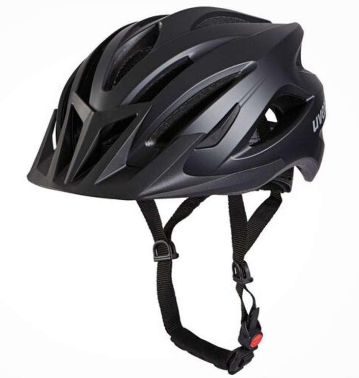 """Uvex Fahrradhelm """"Viva III Matt"""" in schwarz-matt (Größe 52-57 oder 56-62) für je 31,99€ inkl. Versand"""