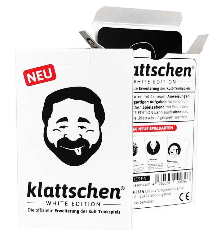 Denkriesen klattschen®-White Edition (offizielle Erweiterung) für 7,92€ inkl. Primeversand (statt 10€)
