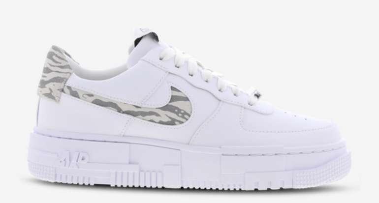 Nike Air Force 1 Pixel Damen Sneaker (vers. Farben) zu je 87,99€ inkl. Versand (statt 105€)