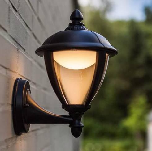 EcoLight LED Aussenleuchte (2601 BL oder 2602 BL) für je 14,99€ (statt 35€)
