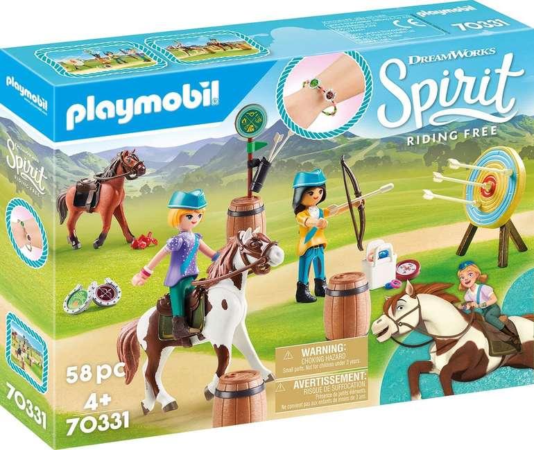 Playmobil (70331) Spirit: Riding Free - Abenteuer im Freien für 6,71€ inkl. Prime Versand (statt 11€)
