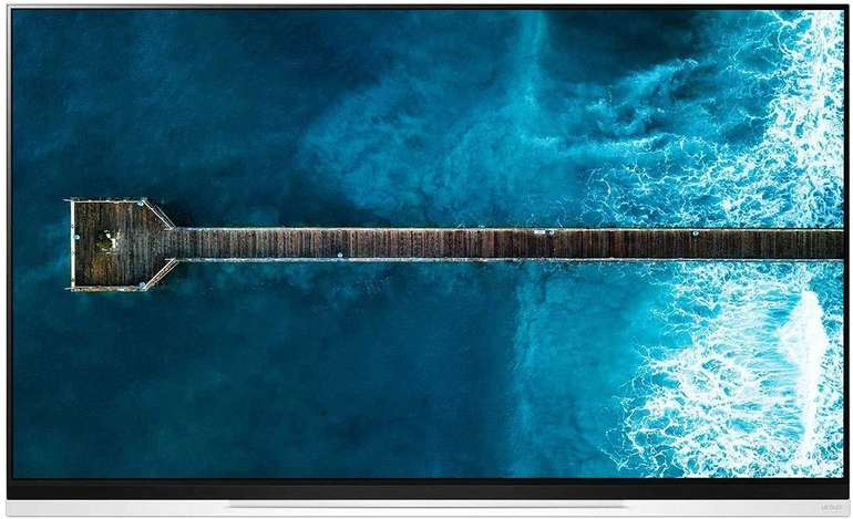 "LG 55E97LA - 55"" Fernseher (4K, UHD, HDR10, Smart TV DVB-C, S2) für 1.306,91€ (statt 1.359€) + 79,65€ Superpunkte"