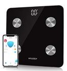 Hylogy - Digitale Körperfett-Personenwaage mit App Anbindung für 16,99€ (Prime)