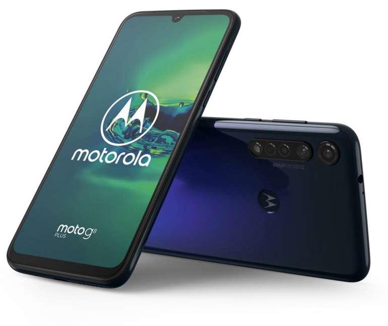 Motorola G8 Plus Smartphone, 64 GB für 179,10€ (statt 266€)