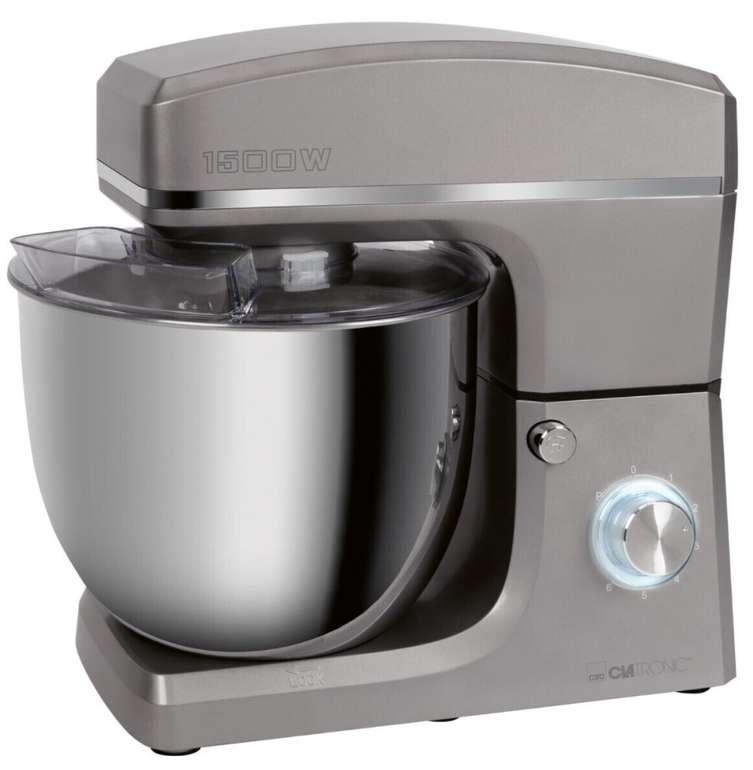 Clatronic KM 3765 Küchenmaschine aus Edelstahl für 143,80€ inkl. Versand (statt 193€)