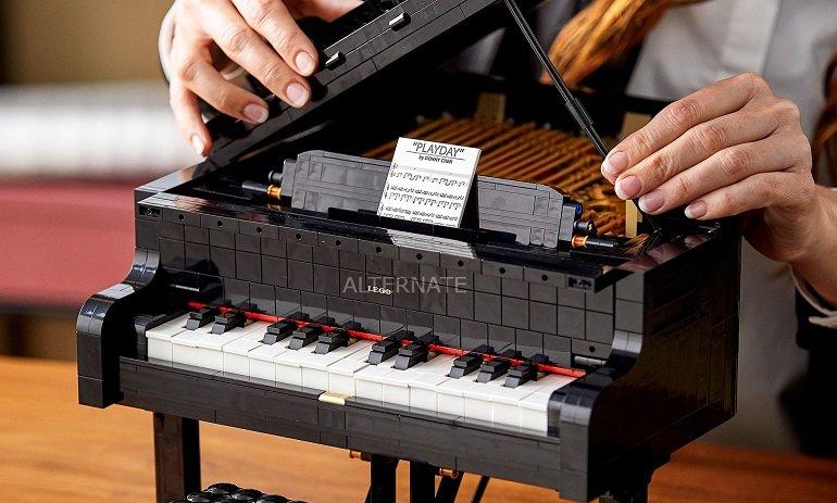 LEGO Ideas 21323- Konzertflügel
