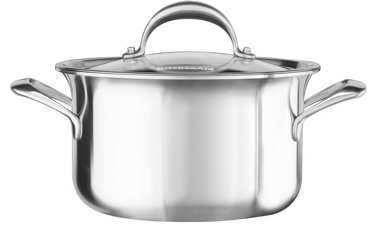 KitchenAid Sale bei iBood: bis -70% auf Kochgeschirr, z.B. Kochtopf für 39,95€