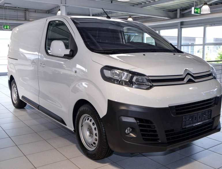 Gewerbe Leasing: Citroën Jumpy KaWa Club M BlueHDi 120 mit 122PS für 89€ mtl. (Überführung: 849€, LF: 0,26)