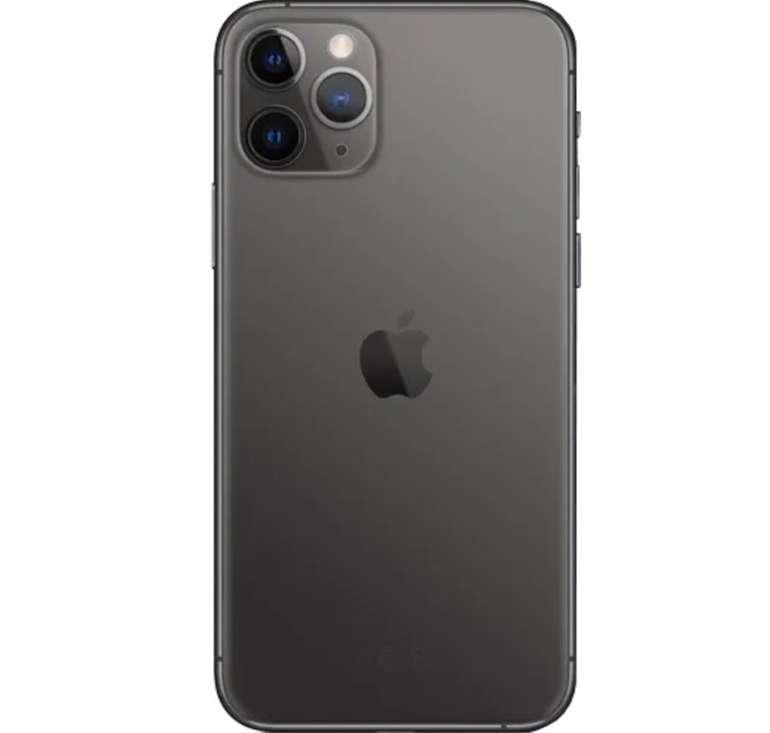 Apple iPhone 11 Pro (5€) + o2 Free Unlimited (Allnet + SMS Flat, unbegrenztes LTE Volumen) für 59,99€ mtl.