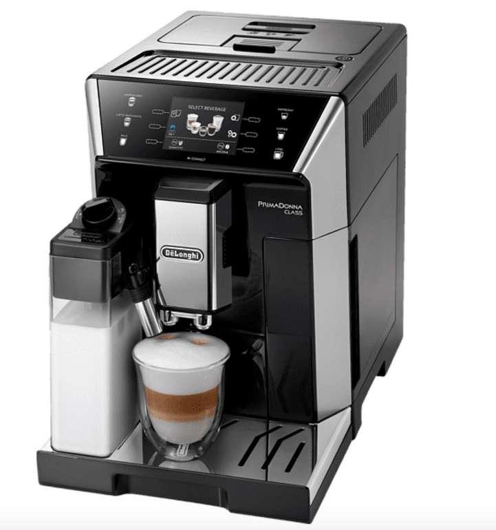 Media Markt: Mehrwertsteuer geschenkt auf alle DeLonghi Kaffeevollautomaten und Siebträger