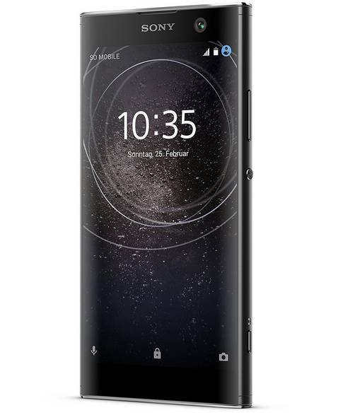 Sony Xperia XA2 - 5,2 Full HD Smartphone (Dual-SIM, 3GB RAM, Android 8) für 196€