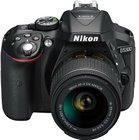 Media Markt Foto Tiefpreiswoche, z.B NIKON D5300 Spiegelreflexkamera für 399€