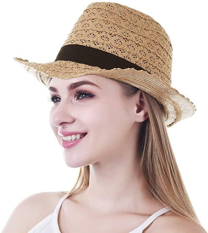 Vbiger Damen Sonnenhut für 4,74€ inkl. Prime Versand (statt 9€)