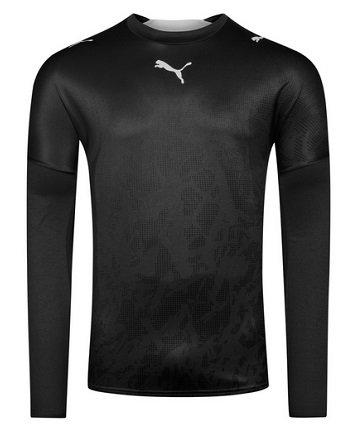 Puma Teamwear Sale mit bis -87% Rabatt - z.B. Langarm Shirts schon für 7,77€