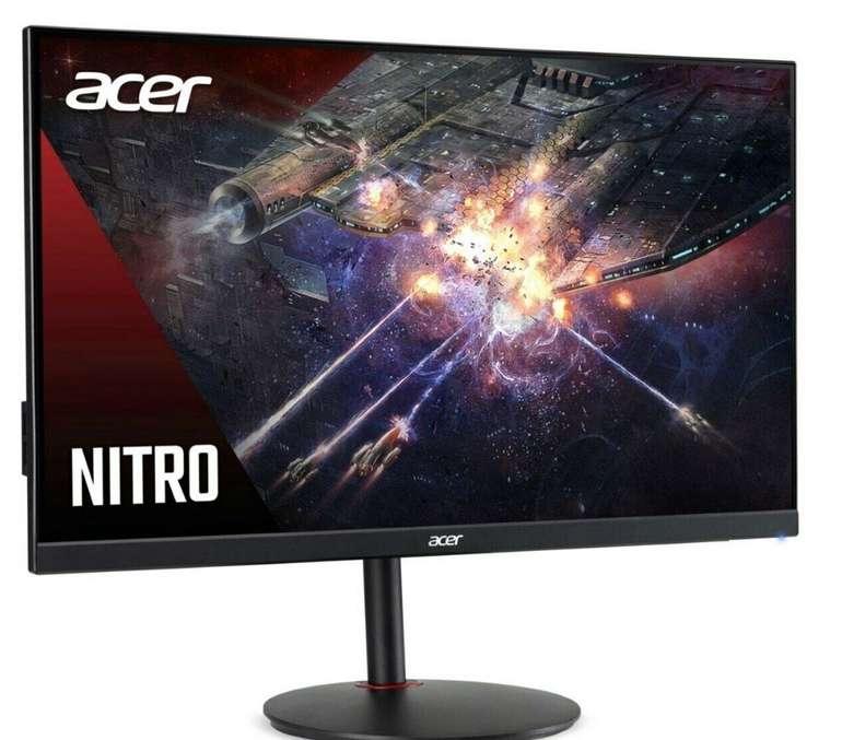 "Acer Nitro XV242YP - 23,8"" FHD IPS Monitor (165 Hz, 0,9ms) für 185,49€ inkl. Versand (statt 214€)"