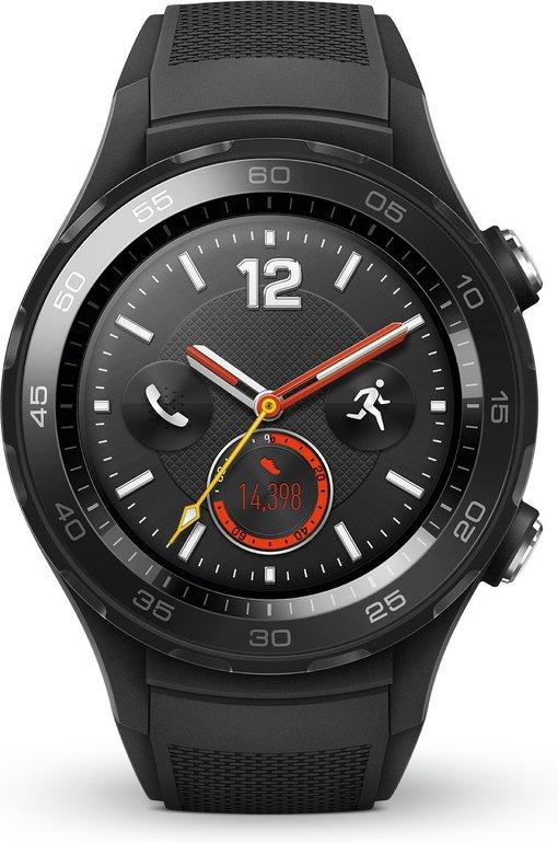 Huawei Watch 2 LTE (GPS, 4G) in Sports Black für 150€ inkl. Versand