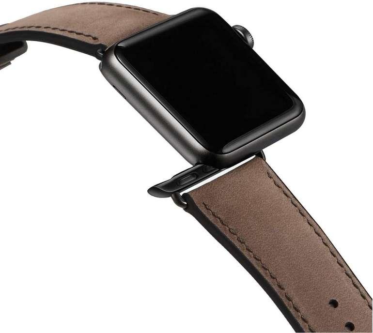 Wfeagl Armband (Kompatibel mit Apple Watch 42mm) für 8€ inkl. Prime Versand (statt 17€)