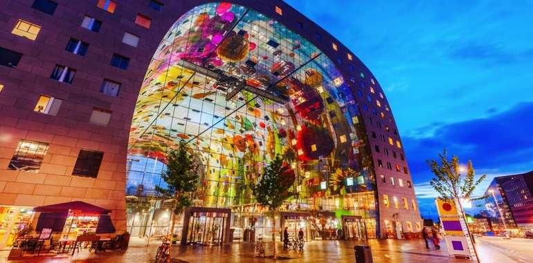Rotterdam: Ab 2 Nächte im 4* Savoy Hotel inklusive Frühstück ab 73€ pro Person