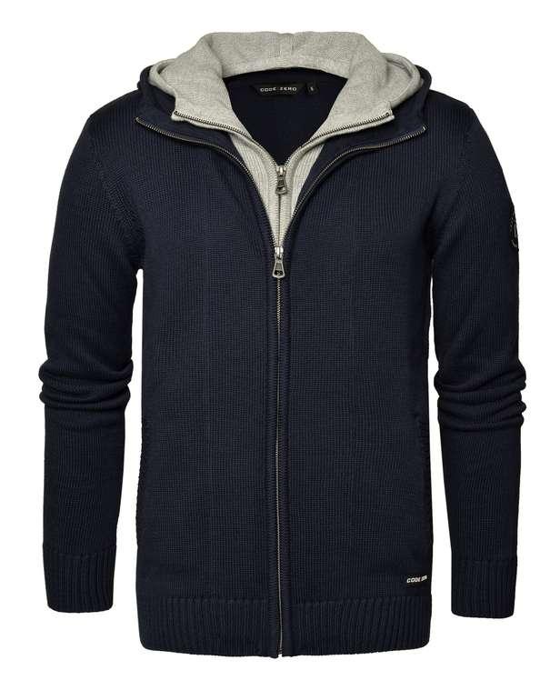 """Code Zero """"Navigator Zip"""" Herren Sweater für 56€ inkl. Versand (statt 70€)"""