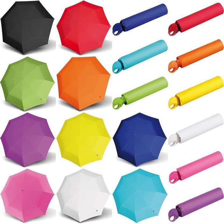 Knirps Floyd Taschen-Regenschirm für 14,99€ (statt 21€)