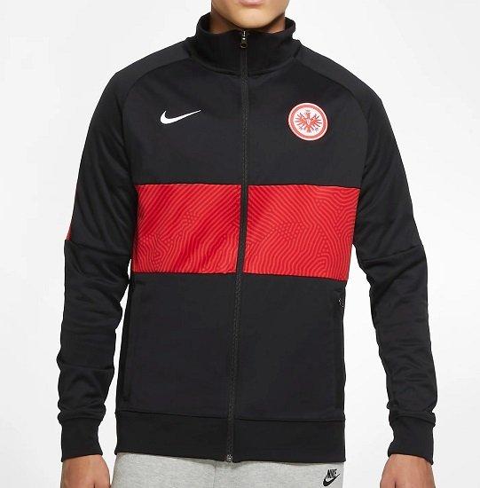 Nike Eintracht Frankfurt Fußball Track-Jacket für 35,68€ inkl. Versand (statt 61€) - Membership!