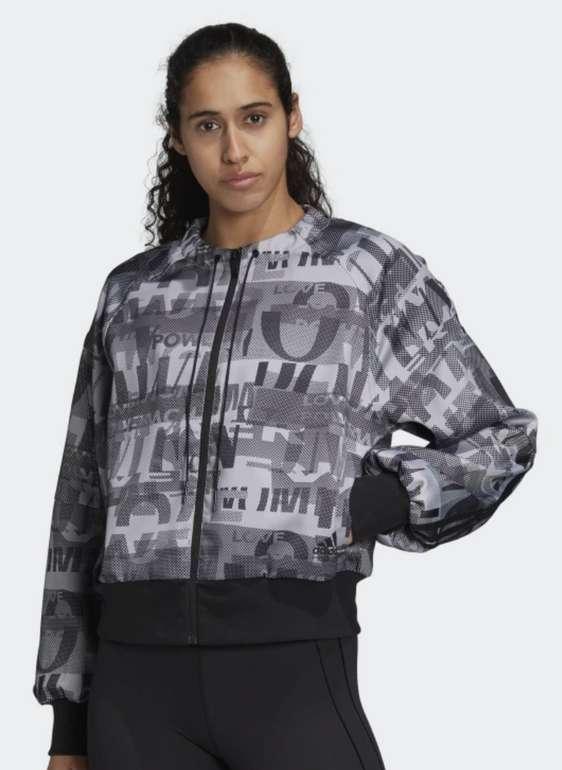 Adidas Iteration Cover Up Damen Jacke für 50,97€ inkl. Versand (statt 55€)