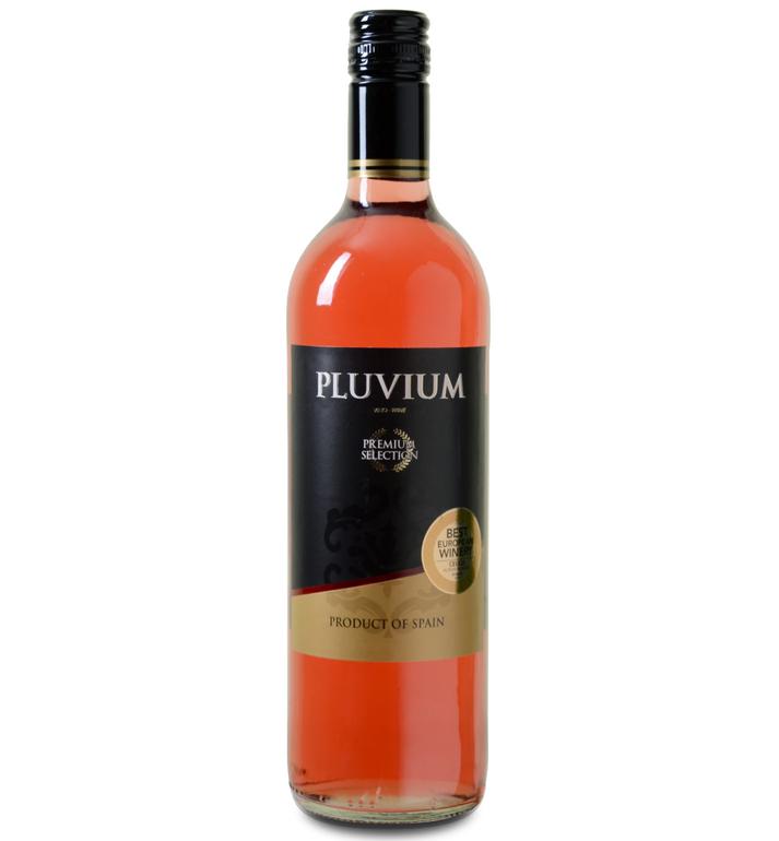 12 Flaschen Pluvium Premium Selection Vino Rosado Rosé-Wein nur 39,99€