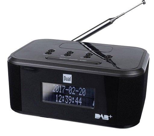 Dual DAB CR 28 Digitalradiowecker für 28,99€ inkl. VSK (statt 45€)